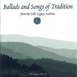 Various Artists - Ballads and Songs of Tradition