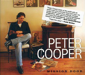Mission Door  sc 1 st  AcousticMusic.com & FAME Review: Peter Cooper - Mission Door