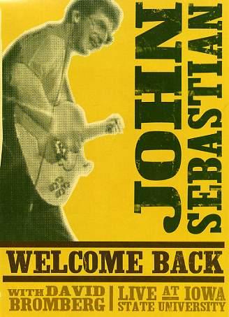 john sebastian   welcome back