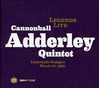 g07799 Blast from the past II (Cannonball Adderley CD reviewed)