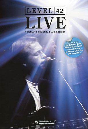 fame review level 42 live town country club london dvd. Black Bedroom Furniture Sets. Home Design Ideas