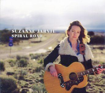 Suzanne Jarvie - Spiral Road